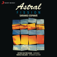 Astral Fission — Ustad Sultan Khan, Marco Salaun