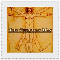 The Vitruvian Man — Leonardus