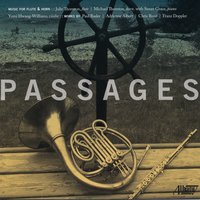 Passages: Music for Flute & Horn — Various Composers, Michael Thornton, Julie Thornton