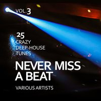 Never Miss a Beat (25 Crazy Deep-House Tunes), Vol. 3 — сборник