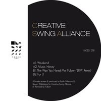 Weekend EP — Creative Swing Alliance