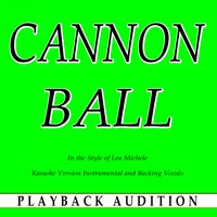 Cannonball (In the Style of Lea Michele) — Playback Audition