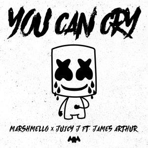 Marshmello, Juicy J, James Arthur - You Can Cry