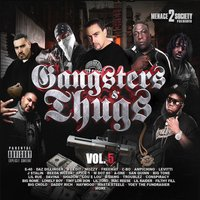 Menace 2 Society Presents: Gangsters & Thugs, Vol. 5 — сборник