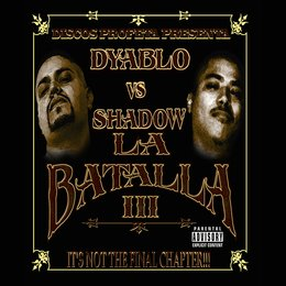 La Batalla V. 3 — Mr. Shadow, Dyablo, Mr. Shadow and Dyablo