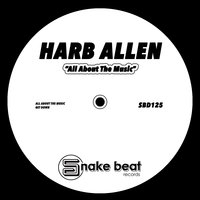 All About the Music — Harb Allen