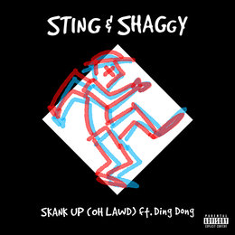 Skank Up (Oh Lawd) — Sting, Shaggy, Ding Dong