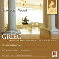 Grieg: Norwegian Wood — Эдвард Григ, Saulius Sondeckis, Lithuanian Chamber Orchestra