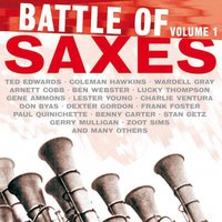 Battle of Saxes Vol. 1 — сборник