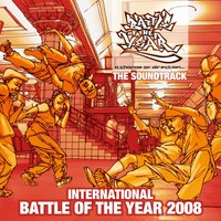 International Battle of the Year 2008 - The Soundtrack — сборник