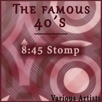 The famous 40´s — Judy Garland, Dinah Shore, Bull Moose Jackson, Pee Wee King, Julie Lee
