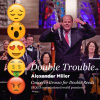 ROCO in Concert: Double Trouble — Густав Холст, Арнольд Шёнберг, Saverio Mercadante, Roco, River Oaks Chamber Orchestra, Alexander Miller, Steven Jarvi