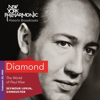 Diamond: The World of Paul Klee (Recorded 1960) — New York Philharmonic, David Diamond, Seymour Lipkin