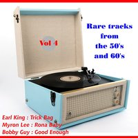 Rare Tracks from the Fifties and Sixties, Vol. 4 — сборник