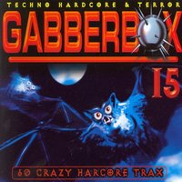 "Gabberbox 15 ""60 Crazy Hardcore Tracks"" — сборник"