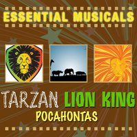 Essential Musicals: Tarzan, Lion King & Pocahontas — Stage Sound Unlimited