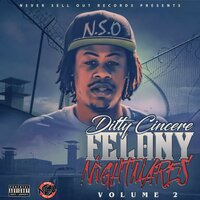 Felony Nightmares Volume 2 — Ditty Cincere