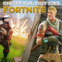 Fortnite — GHETTY, Lil Ugly Toes