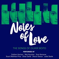 Notes of Love — Oliver Boito