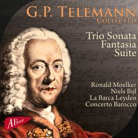G.P. Telemann - Collected — сборник