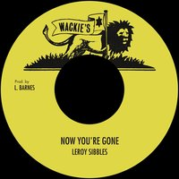 Now You're Gone — Leroy Sibbles, Soul Syndicate, Leroy Sibbles|Soul Syndicate