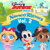 Disney Junior Music: Nursery Rhymes Vol. 2 — Rob Cantor, Genevieve Goings