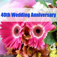 40th Wedding Anniversary — сборник