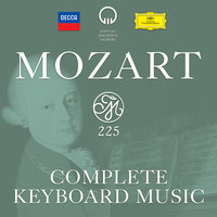 Mozart 225: Complete Keyboard Music — сборник