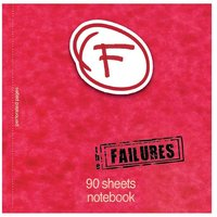 90 Sheets Notebook — The Failures