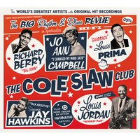The Cole Slaw Club - The Big Rhythm & Blues Revue — сборник
