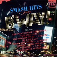 Smash Hits from Broadway — Clive Rowe, Jonathan Pryce, Richard Harris, John Barrowman, Claire Moore, Various Composers