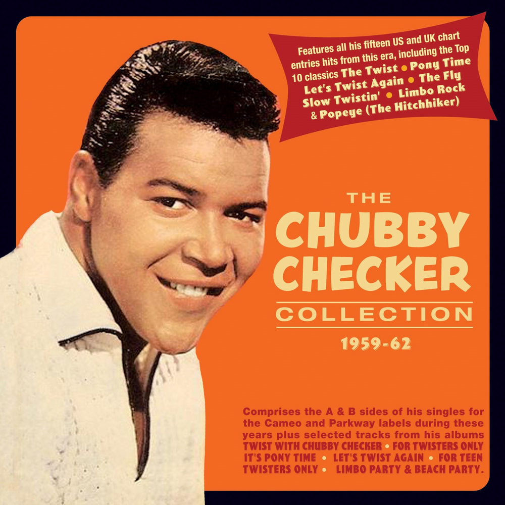 Chubby checker twistin usa nipples