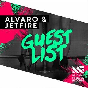 Jetfire, Álvaro - Guest List