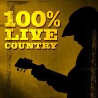 100% Live Country — Johnny Cash