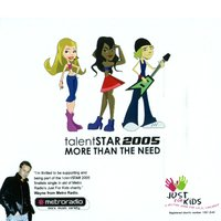 Talent Star 2005 More Than The Need — talentSTAR 2005