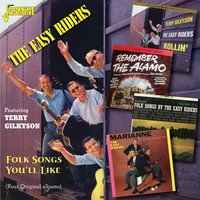 Folk Songs You'll Like - Four Original Albums — The Easy Riders, Terry Gilkyson