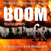 Sound Effects - BOOM - Explosions And Weapons — Звуки природы