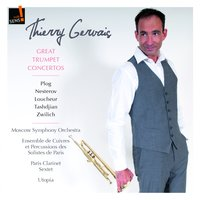 Great Trumpet Concertos — Thierry Gervais