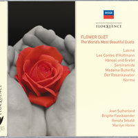 Flower Duet - The World's Most Beautiful Duets — Dame Joan Sutherland, Renata Tebaldi, Marilyn Horne, Brigitte Fassbaender