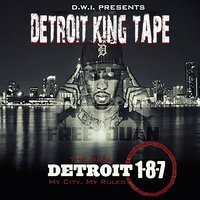 The Real Detroit 1-8-7 — Detroit King Tape