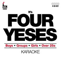 It's Four Yeses — Karaoke