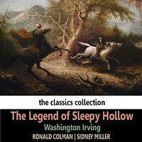 The Legend of Sleepy Hollow by Washington Irving — Sidney Miller, Ronald Colman