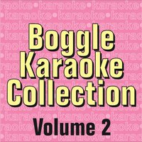 Boggle Karaoke Collection - Volume 2 — Boggle Karaoke