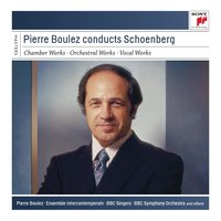 Pierre Boulez conducts Schoenberg — Пьер Булез