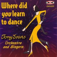 Where Did You Learn To Dance — Tony Evans, Tony Evans & His Orchestra