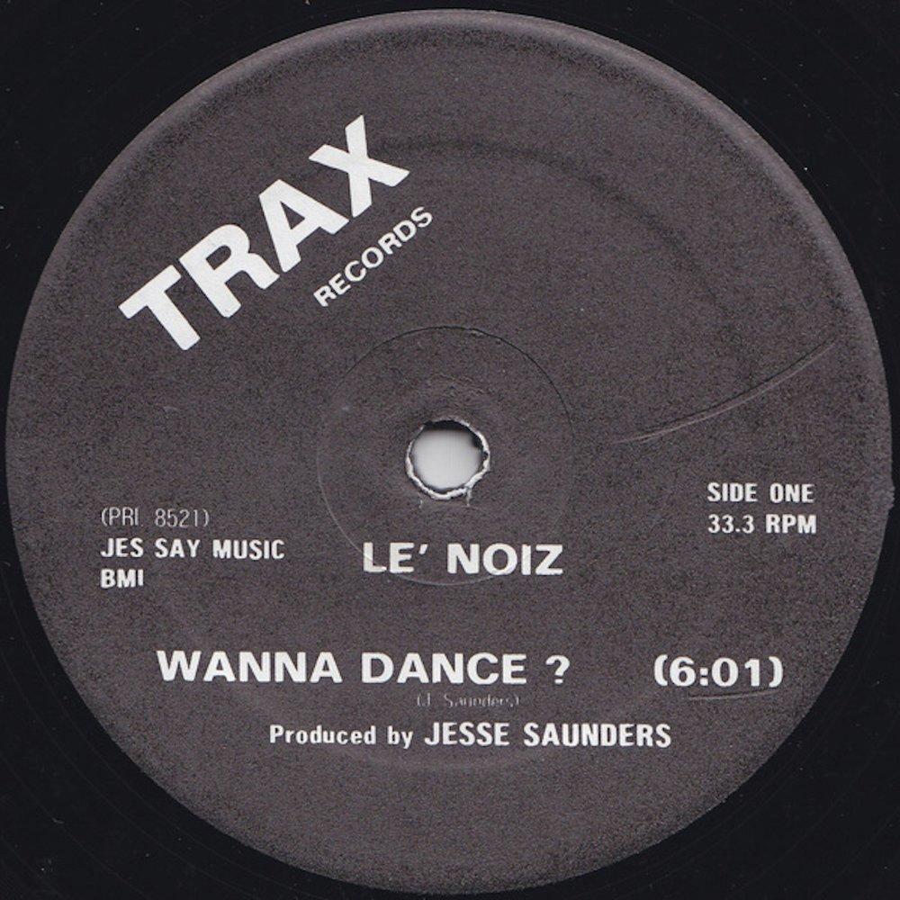 Le' Noiz - Wanna Dance?
