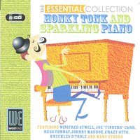 Honky Tonk & Sparkling Piano - The Essential Collection — сборник