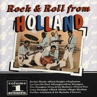 Rock & Roll From Holland 1 (Instr.) — сборник