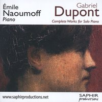 Complete Works For Solo Piano — Emile Naoumoff