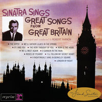 Sinatra Sings Great Songs From Great Britain — Frank Sinatra, Robert Farnon